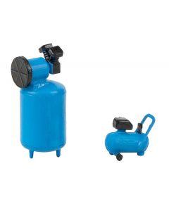 Faller H0 2 werkplaats compressors 180977 vanaf 09/19