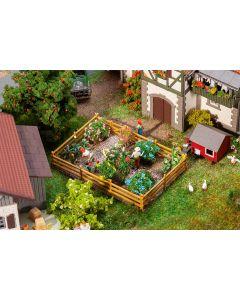 Faller H0 Siertuin met bloemen en struiken 181276 vanaf 05/20