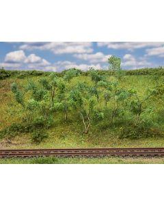Faller Bomen/struiken voor langs de bosrand 181409
