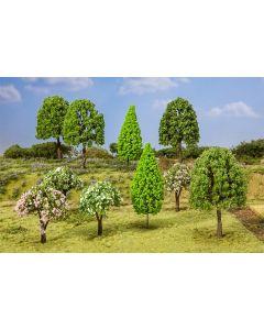 Faller 10 Loofbomen, gesorteerd 181526
