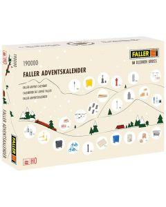 Faller Adventskalender 190000