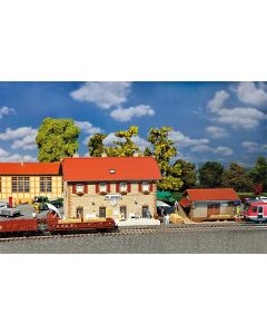 Faller Actie set Stationsset St. Johann 190119