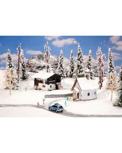 Faller kerstdorp winter-set 190499