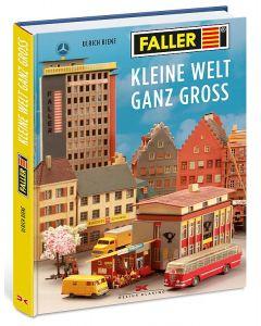Faller jubileumboek 70 jaar Faller 190900