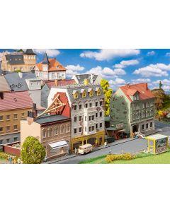 Faller H0 Stadshuizenrij Breitestrasse 191748 vanaf 12/19