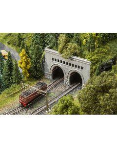 Faller Tunnelingangen Simplon Noorden en Zuiden 222500