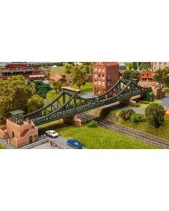 Faller N Voetgangersbrug De ijzeren brug 222575