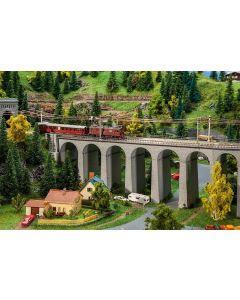Faller Viaduct set, 2-sporig, recht 222599