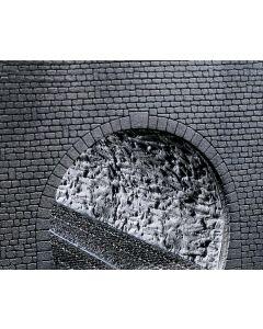 Faller N Decorplaat Profi Tunnelbuizen, Rotsstructuur 272636