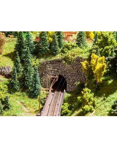 Faller Decorplaat tunnelportaal Landwasser 272654