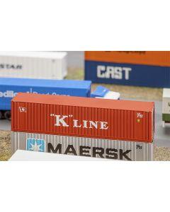 Faller N 40' Hi-Cube Container K-LINE 272820