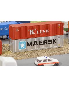 Faller N 40' Hi-Cube Container MAERSK 272821