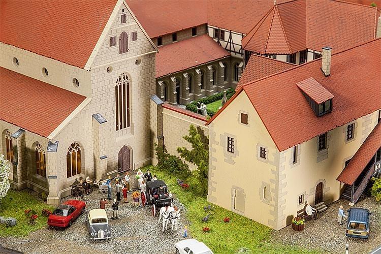 Faller Klooster Bebenhausen