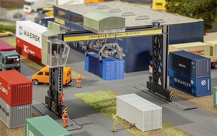 Faller containerterminal