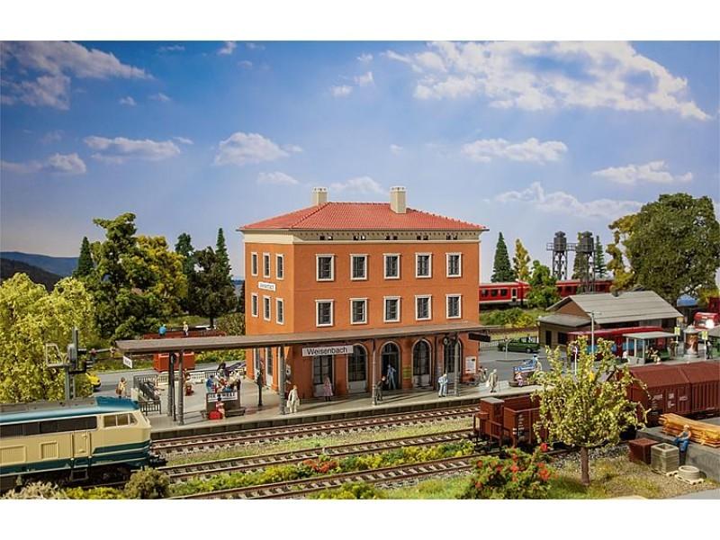 Faller beiers station Wiesenbach