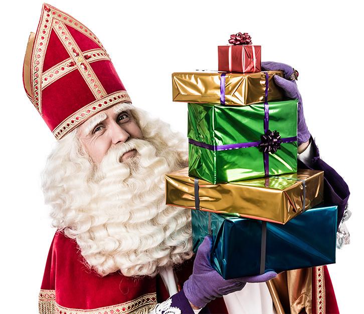 Ook Sinterklaas winkelt bij Fallerstore