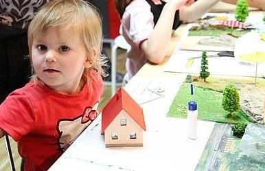 Kinderen en modelspoor
