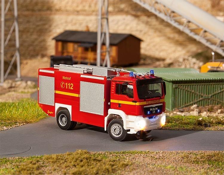Car System Digitaal brandweervoertuig